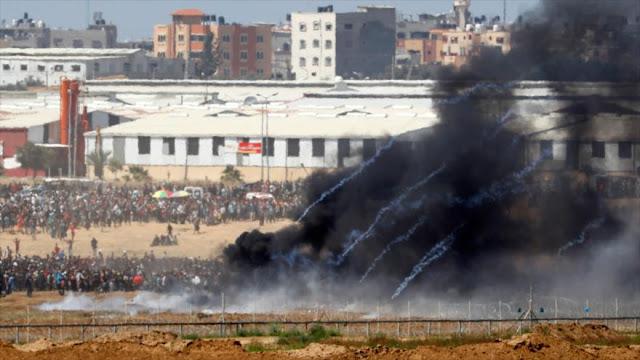 Londres y Berlín urgen a investigar masacre de palestinos en Gaza