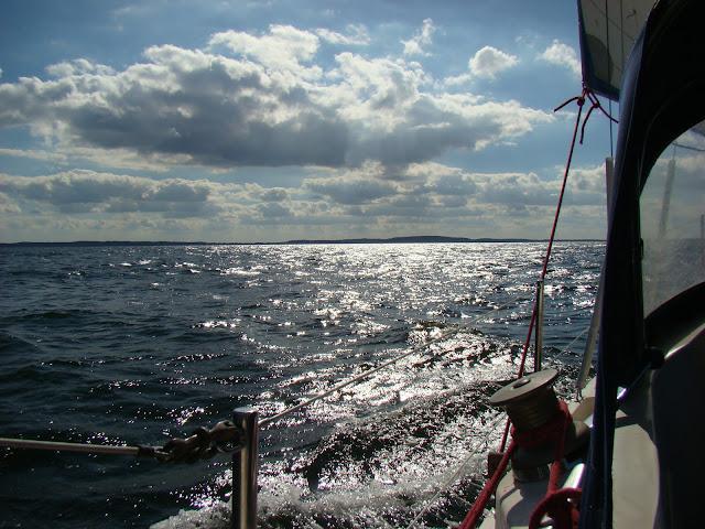 Żeglowanie po Bałtyku