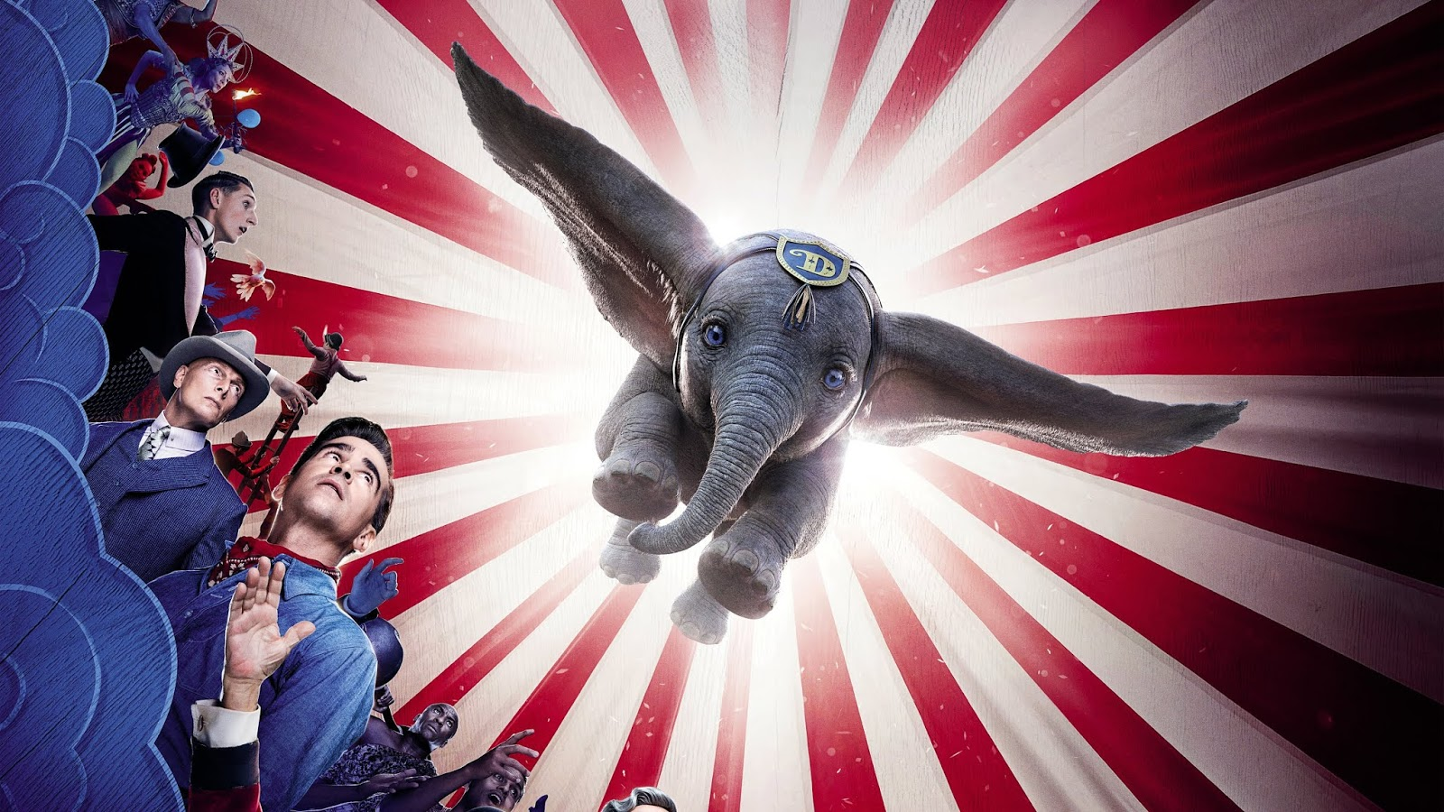 I've Seen Just About Everything: Tim Burton Does Disney's 'DUMBO'