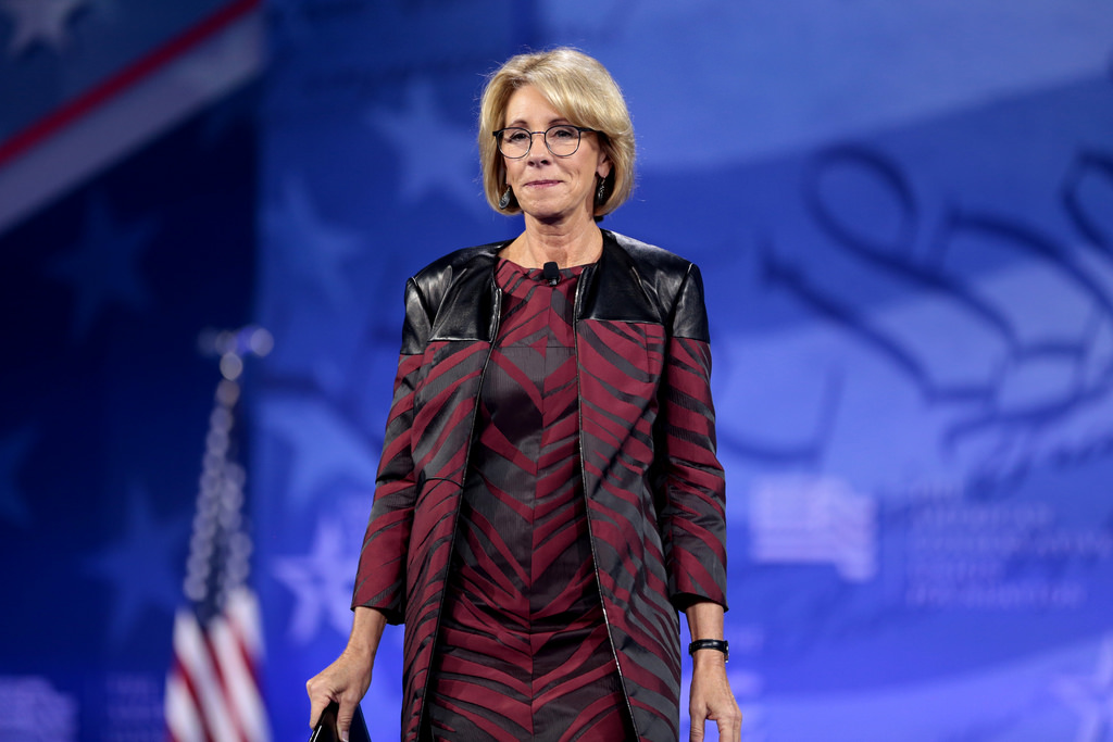 A Commentary By Betsy Devos Tolerating >> Curmudgucation Tolerating The Minimum