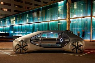 Renault's EZ-GO concept car