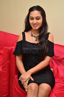 South Actress Amulya in short black dress at Kalamandir Foundation 7th anniversary Celebrations ~  Actress Galleries 051.JPG