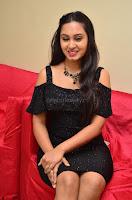 South Actress Amulya in short black dress at Kalamandir Foundation 7th anniversary Celebrations ~  Actress Galleries 051.JPG