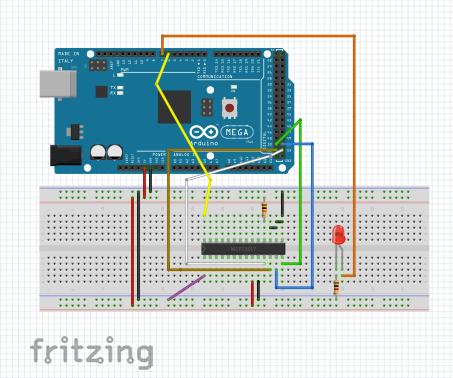 84Park Blogs: Arduino and MCP23S17 Port Expander (Part 1)