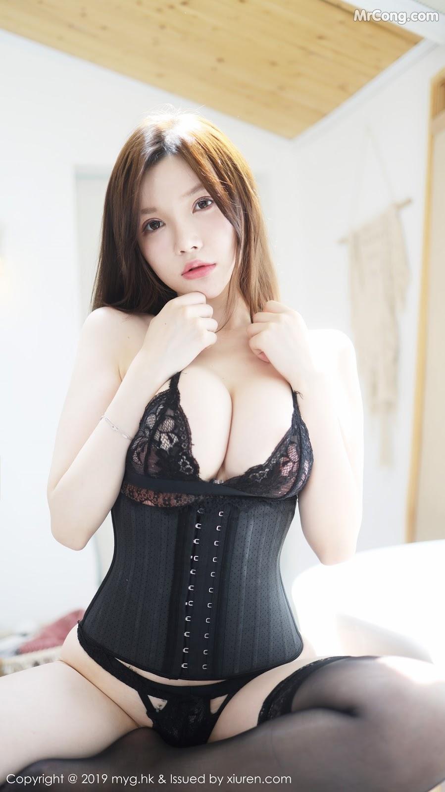 MyGirl Vol.386: 糯美子Mini (101P)
