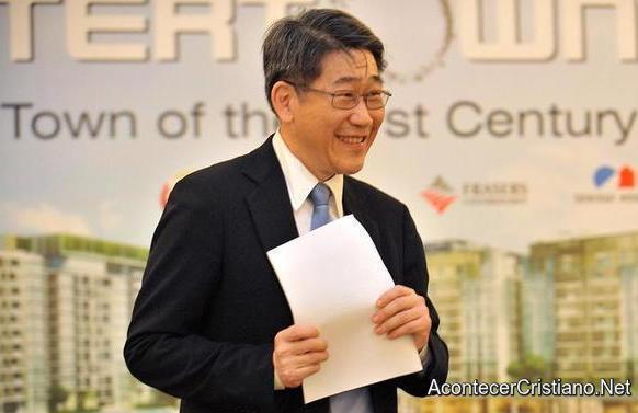 Multimillonario Philip Ng Chee Tat