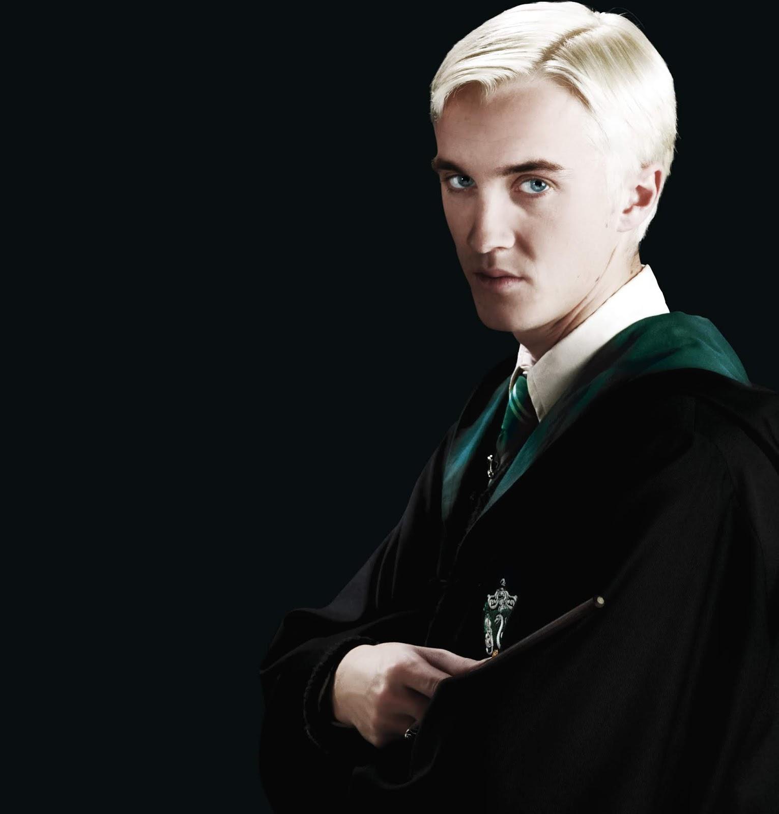 Coisas que você pode não ter notado sobre Draco Malfoy