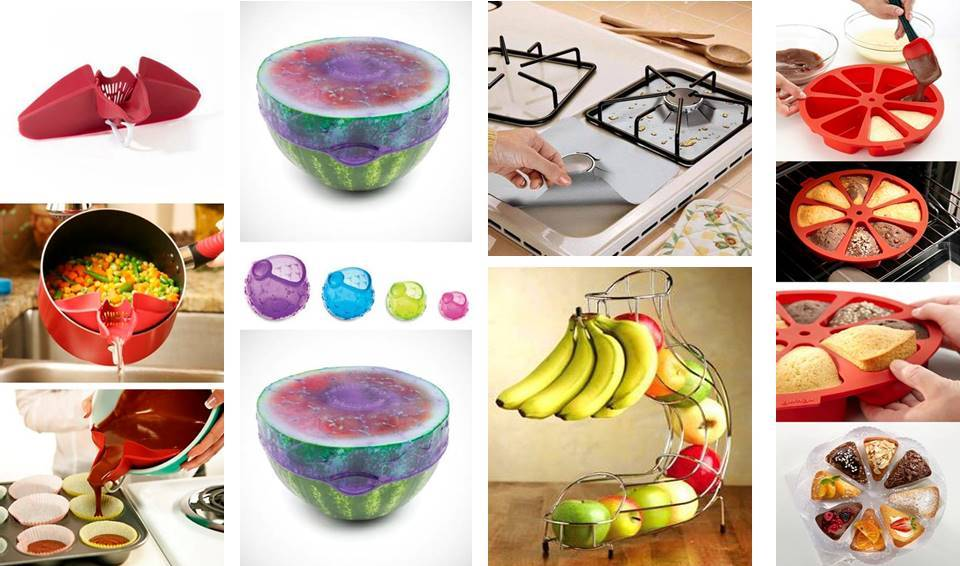 Modern Kitchen Tools And Gadgets Decor Units