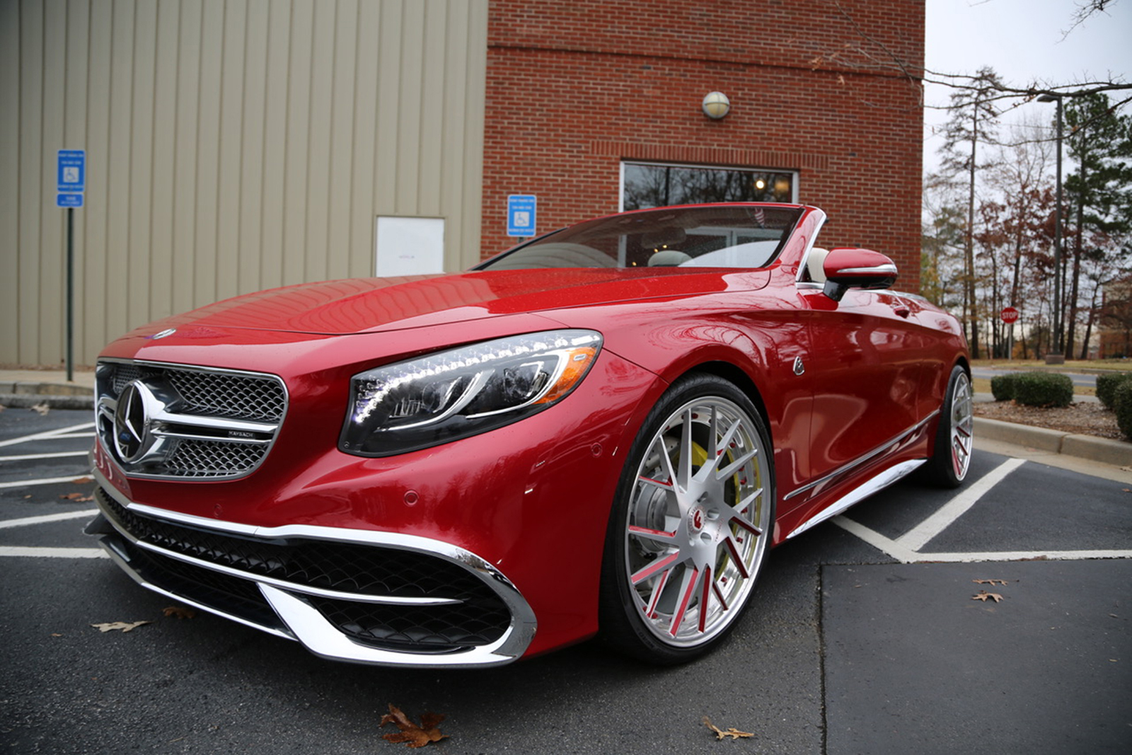 Mercedes S  Sports Package