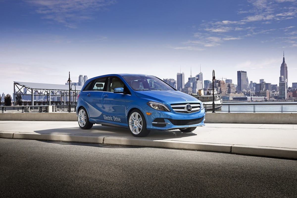 Mercedes to kill b class electric drive for Mercedes benz electric cars