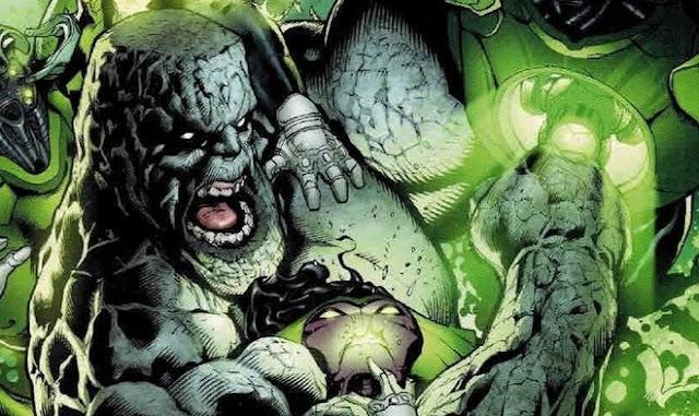 hannu Daftar Alien Anggota Green Lantern Corps – Bagian 2