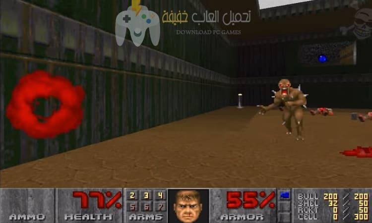 تحميل لعبة Doom للكمبيوتر