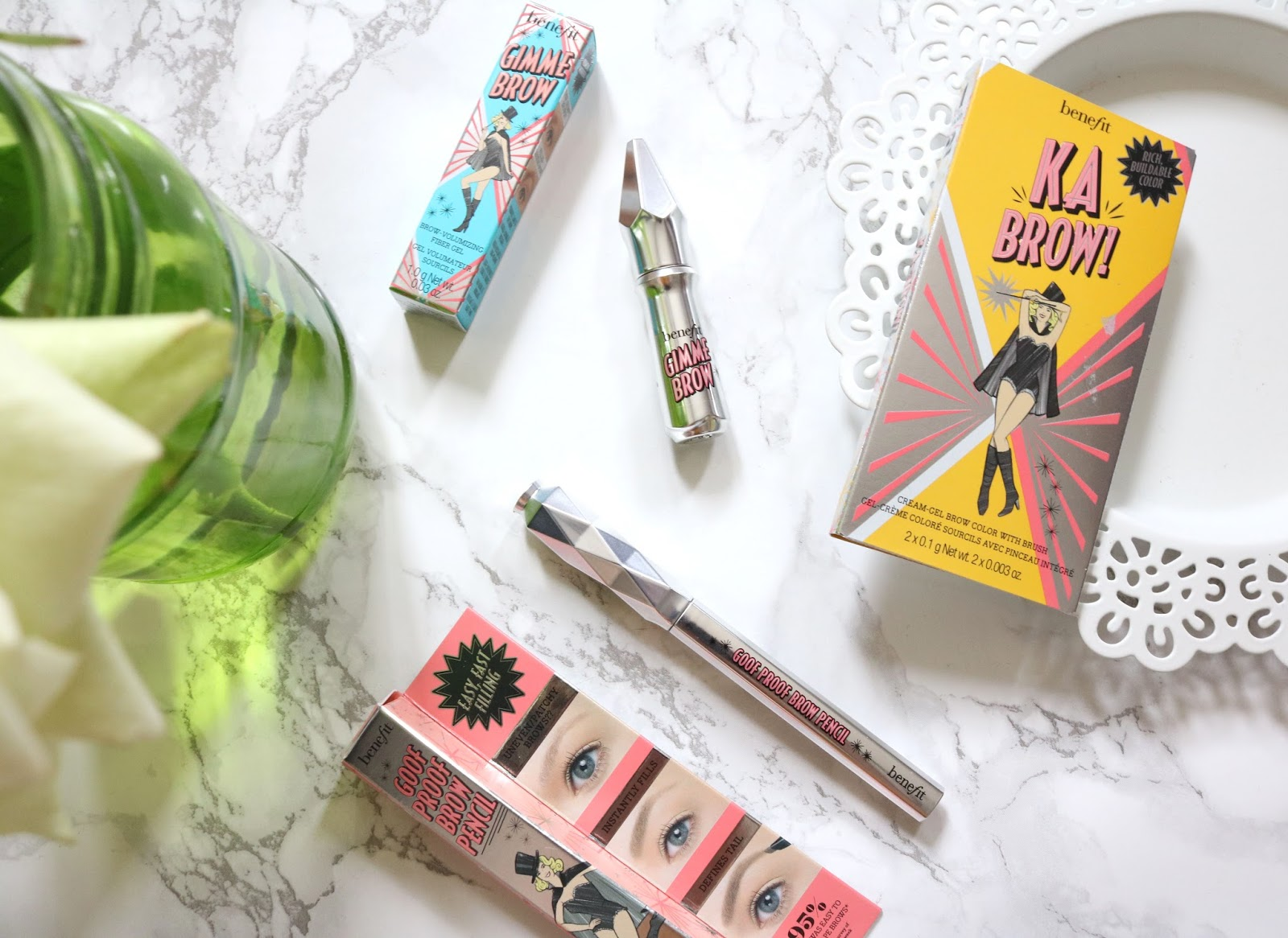 Benefit Brow Range Collection