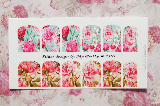 """Слайдер-дизайн """"My pretty"""" 119s"""