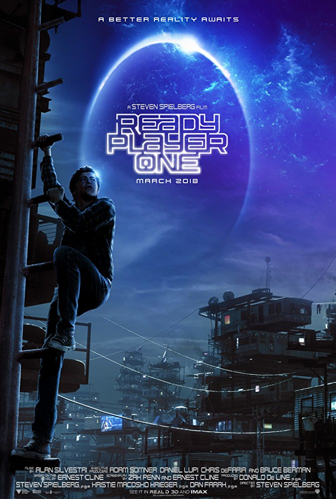 Ready Player One 2018 - Full (HD)