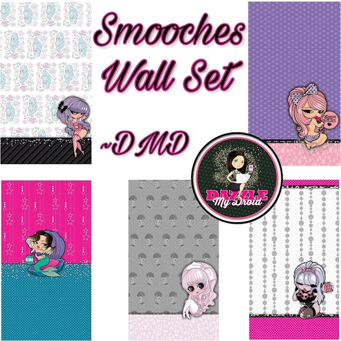 Smooches wall set