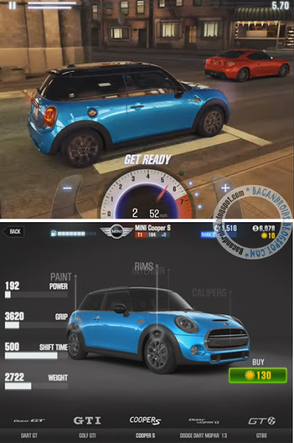 download CSR Racing 2 Mod Unlimited Money For Android versi Terbaru