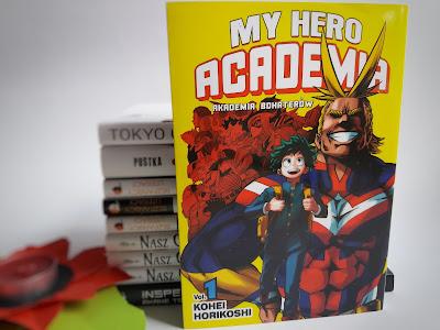 Kohei Horikoshi - My Hero Academia. Akademia Bohaterów t.1