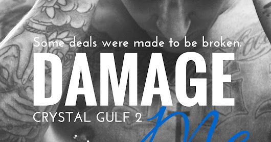Damage Me by Shana Vanterpool cover reveal