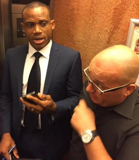 sunday oliseh resigned