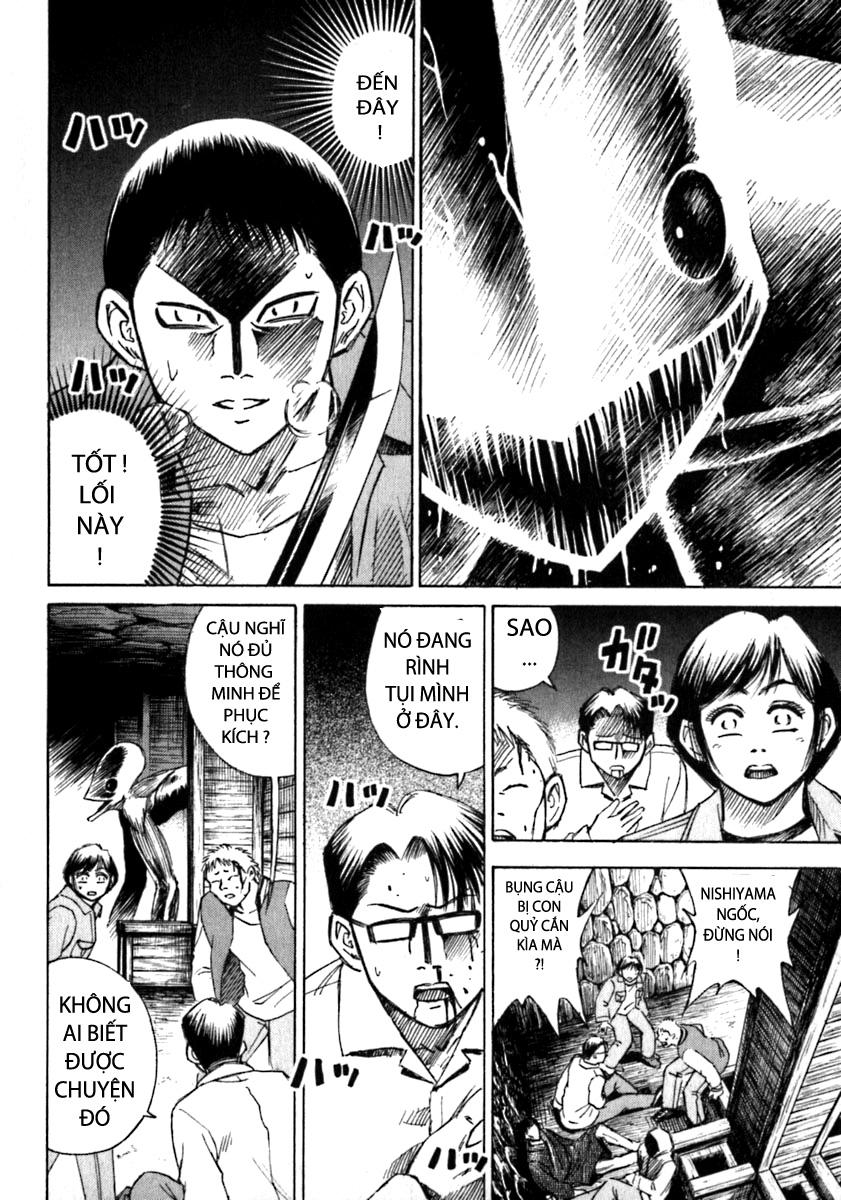 Higanjima chapter 32 trang 16