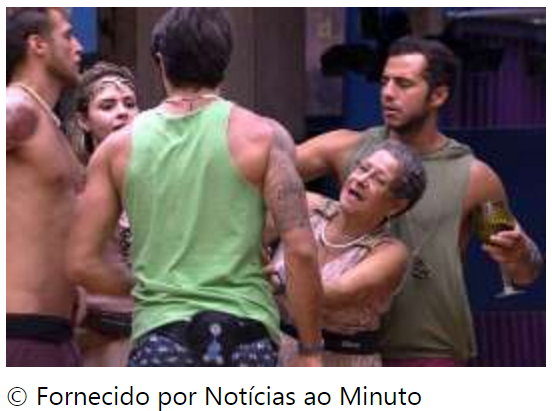 Renan pode ser expulso do BBB por 'agredir' Geralda