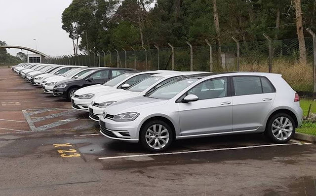 VW Golf 2019 - Brasil