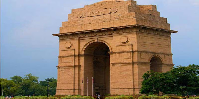 Best images of India Gate tourist places in india