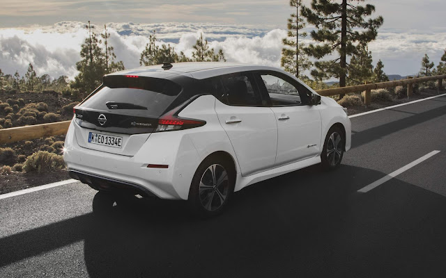 Nissan LEAF: campeão dos elétricos na Europa