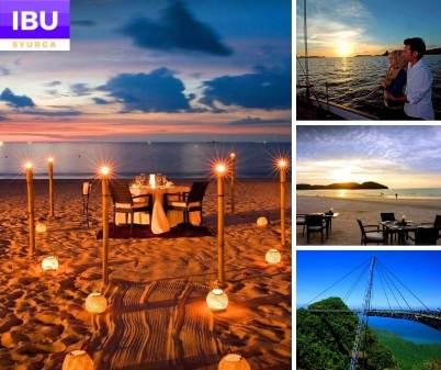 tempat menarik di langkawi untuk honeymoon