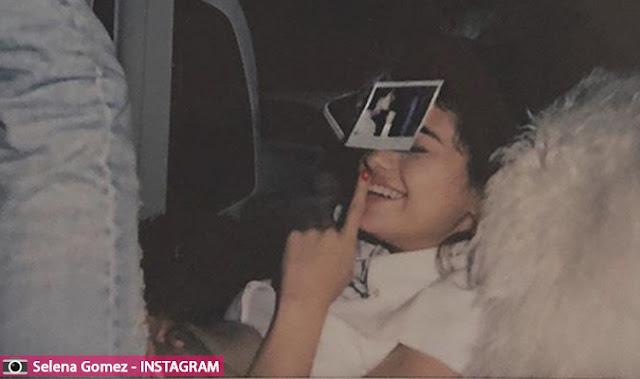 هكذا هنات سيلينا غوميز حبيبها بعيد ميلاده