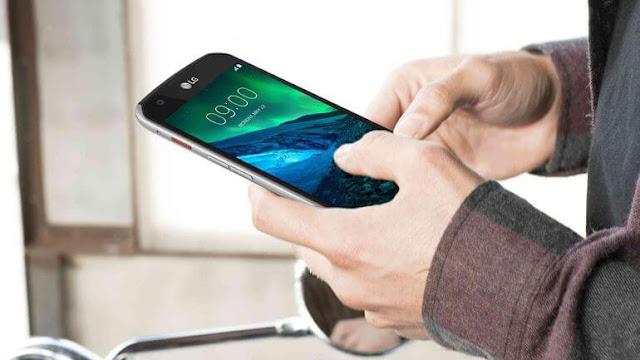 تحميل وتنزيل احدث خلفيات هواتف ال جي - LG X Venture Wallpapers