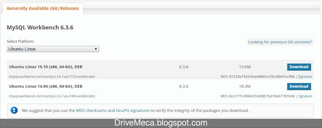 Como instalar MySQL Workbench en Linux Ubuntu paso a paso