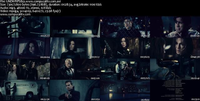 Underworld 4 El Despertar DVDRip 2012 Descargar Subtitulos Español Latino 1 Link