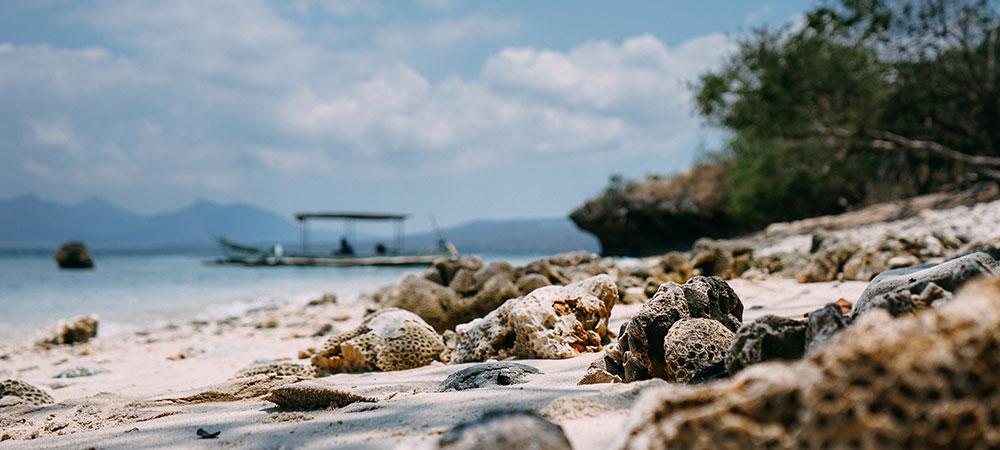 pulau menjangan dan pulau tabuhan oleh jannes glas