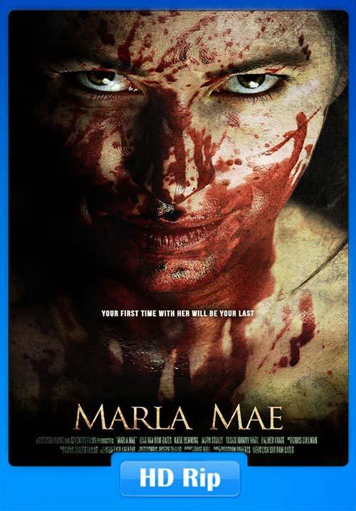 Marla Mae 2018 720p WEBRip x264 | 480p 300MB | 100MB HEVC
