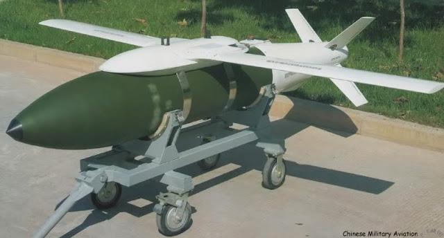 Cazas y helicopteros: Bomba planeadora LS-6 (China)