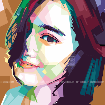 Rosiana Dewi in WPAP by Osa