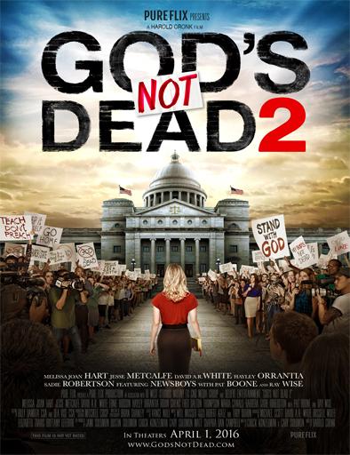 Ver Dios no está muerto 2 (God's Not Dead 2) (2016) Online