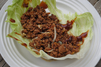 Copycat PF Changs Lettuce Wrap recipe