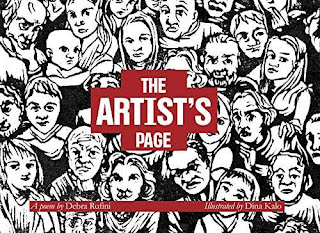 The Artist's Page - an inspirational short story by Debra C Rufini