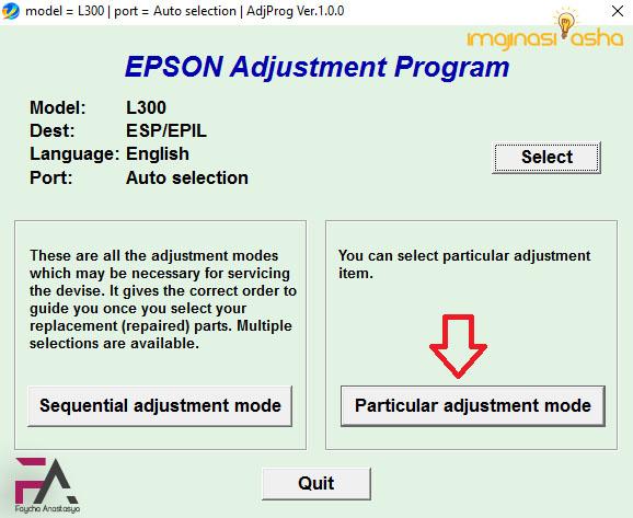 Mengatasi Printer Epson L300/L310 yang Berkedip