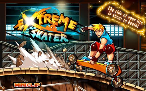 Extreme Skater Hack Mod (Dinheiro Infinito) APK