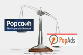 Popcash vs popads: cual es mejor?