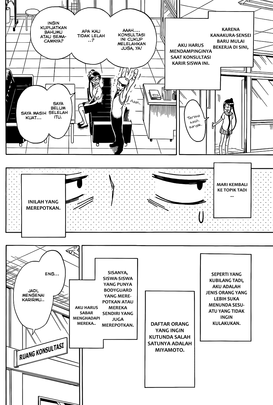 Komik nisekoi 122 - wawancara 123 Indonesia nisekoi 122 - wawancara Terbaru 4 Baca Manga Komik Indonesia 