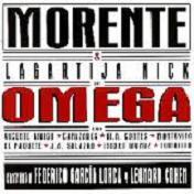 portada del disco Omega, de Enrique Morente y Lagartija Nick