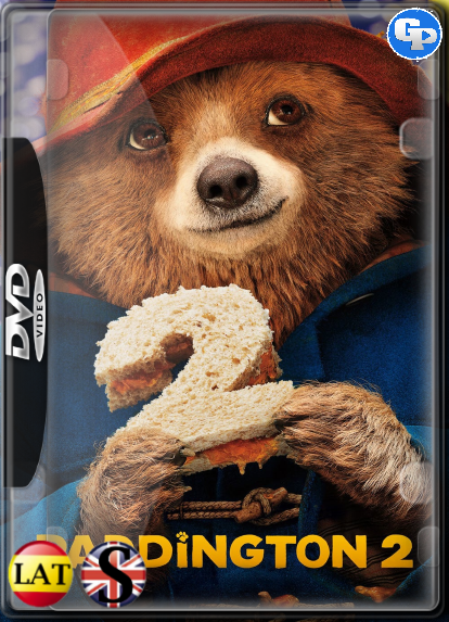 Paddington 2 (2017) DVD5 LATINO/INGLES