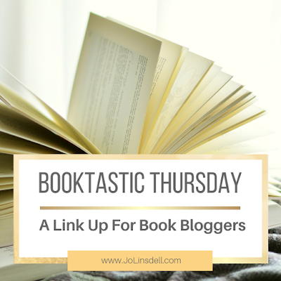 Booktastic Thursday: A Link Up For Book Bloggers