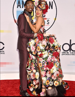 Cardi B announces brake up with Offset after  welcoming their baby daughter into the world.