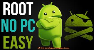 Cara Paling Mudah Root Semua Merk HP Android